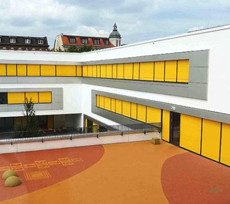 3.Schule Leipzig - Hof